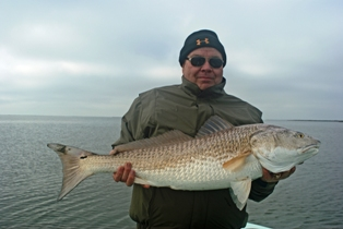 Gary Grigg Redfish 1 1 10