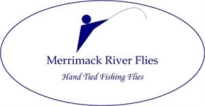 Merrimack River Flies Logo
