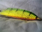Fire Tiger Herring Cod Teaser Fly