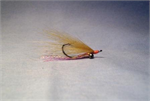 Pink Christmas Island Special Bonefish Fly