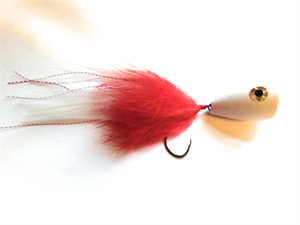Articulated Popper for Fly Fishing