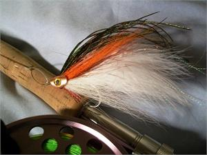 Fish Skull Deceiver Saltwater Fly