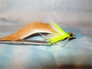Gary's Redfish Toad Fly #1/0
