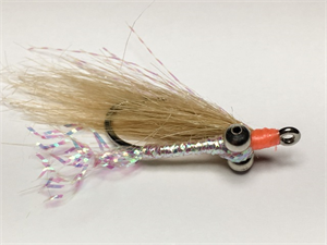 Tan Gotcha Bonefish Fly