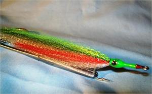 Keys Style Needle Fish in Green