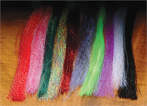 Krystal Flash Fly tying material