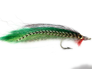 Walleye Streamer Fly