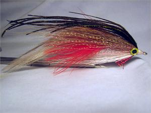 Crippled Herring Deceiver Saltwater Fly