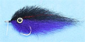 Black and Purple Peanut Butter Fly