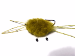 Bauer's Crab Fly in Olive