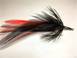 Black Death Fly for Tarpon