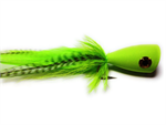 Boilermaker Popper for Northern Pike Fly Fishing