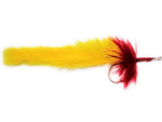 Yellow Red Bunny Pike Fly