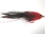 Black and Red GT Brush Fly