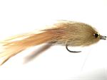 Squid Tan GT Brush Fly