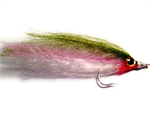 Olive Herring Streamer