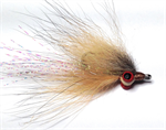 Foxy Bonefish Clouser Minnow Fly