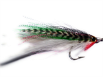 Bunker Mendhaded Deceiver Fly Size 2/0
