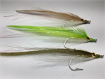 Bass Eel Imitation Flies