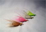 Crystal Charlie Bonefish Flies